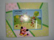 Продам рамки для фотографий с фигурками ( Микки Маус и Минни ) 13х18.