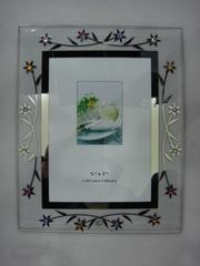 Продам красивые рамочки для фотографий из стекла