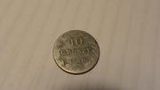 Польская Серебреная монета