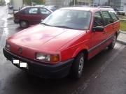 VW Passat,  1991, 1.8і, красный универсал,  из Германии, нерастаможен, 1800$