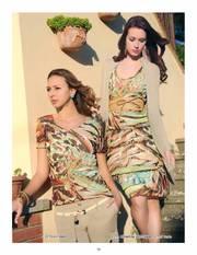 Весенне-летние французские коллекции одежды оптом 2012 Finette,  Christ
