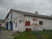 Комплекс нежитлових приміщень(будівлі свинарника). с. Миротин