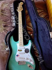 Fender Stratocaster Classic Series '50s Surf Green