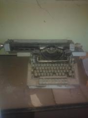 Продам печатные машинки