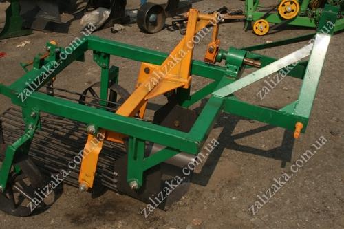 Картофелекопалка ККМ-3 для мини-трактора МТЗ-132Н (без.