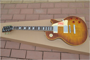 Gibson Les Paul Standart Custom shop 1959 R9 Tiger Flame
