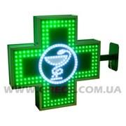 Аптечный крест на светодиодах