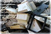 Покупаем отходов пластмасс: ПЭНД,  ПЭВД-ТУ, стрейч,  ПП,  ПС,  агломерат ст