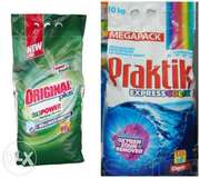Продаємо по оптовим цінам пральні порошки з Германії Praktik,  Multicol