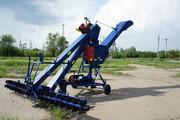 зернометатель ЗЗП-ЗМ-60 зернопогрузчик ЗМ-60