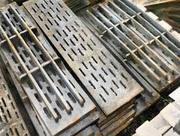 Производим и реализуем печное литье колосники прямоугольные круглые