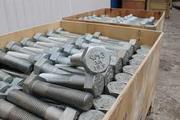производим и реализуем метизную продукцию шпилькы болты гайки шайбы