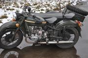 Продам мотоцикл Урал 3
