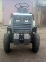 трактор хтз т-01
