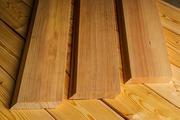 Термодерево,  планкен,  Термомодифікована деревина,  терасна дошка