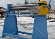 Вальцы для изготовления водостоков ZWR 2000 (Mazanek)