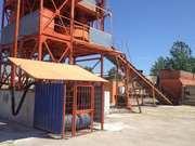 Стаціонарні та мобільні бетонні заводи (НЗБУ)