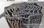 Ремонт,  відновлення пруткових транспортерів на Holmer,  Ropa,  Grimme