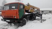 Автокран КС 3575А Камаз