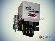Аплікатор-мікрогранулятор Gandy / ZIBO,  електропривід
