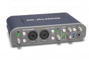 звуковая карта m-audio fast track pro - 1400грн!!!!